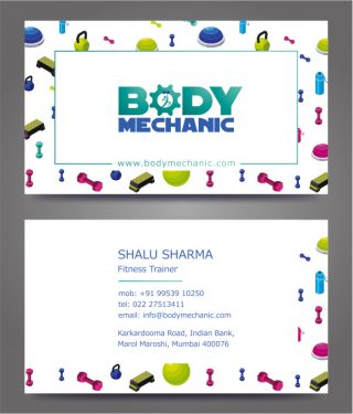 2-Economy-Gym-Visiting-Card-View-2