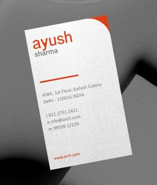 Arch-Industry-Business-Card-B