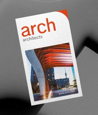 Architect-Industry-Business-Card-A