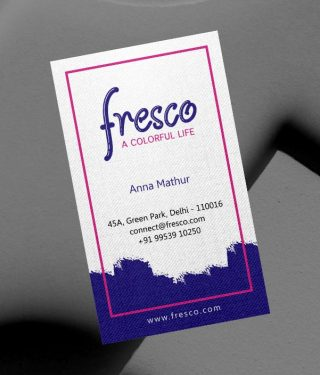 Artist-Industry-Business-Card-A