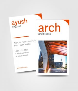 Architect Industry Business Card