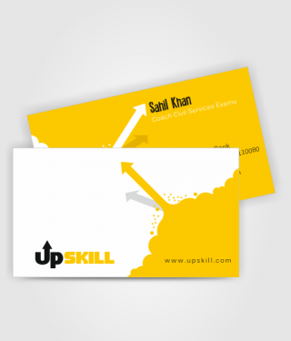 Education & Training Industry Visiting Card