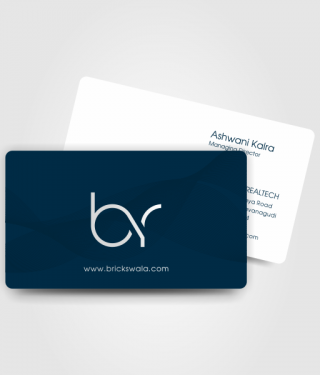 Real Estate Industry Business Card